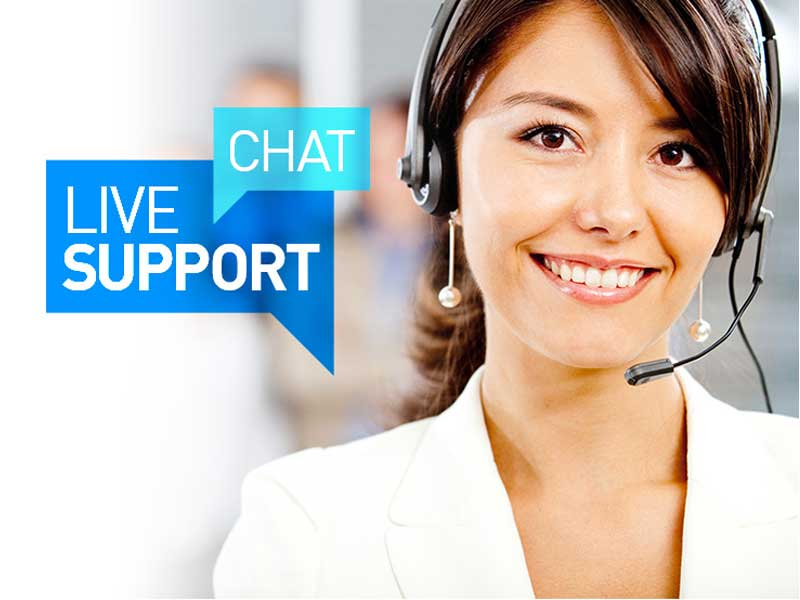 LIVE WEB CHAT SUPPORT
